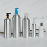 Бутылка высокого качества алюминиевая с насосом лосьона тела ванны (PPC-ACB-030)
