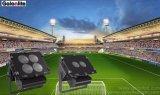 동상 건물 게시판 상점가 브리지 경기장 공원 110lm/W 15 30 60 도 옥외 LED 플러드 빛 300W