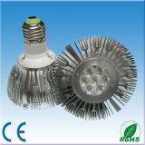 Haute puissance CRIS E27 PAR30 7W/14W LED spotlight (OL-par30-C0701)