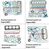 As peças do carro elevador Kits de junta completo 6bg1/6bd1/K21/K25/C240