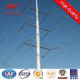 Sich verjüngender Elecricity Energien-Stahl Pole