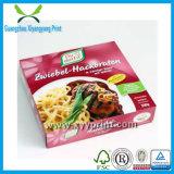 Medio ambiente Protegiendo la caja de la comida de papel marrón Venta al por mayor