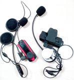 Шлемофон 800m GPS и MP3 внутренной связи Bluetooth шлема мотовелосипеда