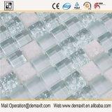 Мозаичные плитки голубой стеклянной мозаики в бассейн