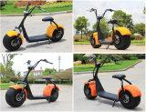 Самокат города большого колеса e типа Citycoco Scrooser, электрический мотоцикл для взрослого