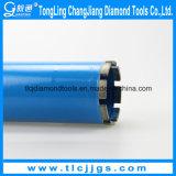 Morceaux de foret de soudure laser Pour le foret de faisceau de diamant