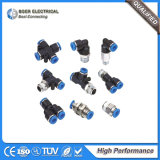 Tubo pneumatico pneumatico dell'accessorio per tubi delle parti dei cilindri TPU