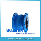 Water Pump System를 위한 플랜지가 붙은 Silent Check Valve
