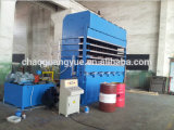 Gomma Tread Vulcanizer Press Machine con Mould Customize