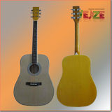 "41 "" Spruce Plywood Acoustic Guitar"