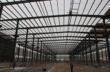 Insulation를 가진 가벼운 Steel Prefabricated Warehouse