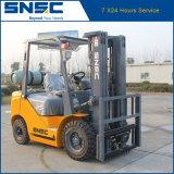 販売のための中国Snsc緑2.5ton LPGのフォークリフト