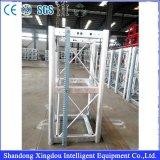 Оборудование подъема конструкционных материалов одиночное и двойные клетки строя подъем
