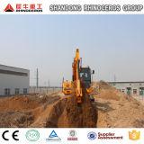 Escavadeira de esteira/escavadora de rastos X90-E