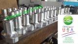 Einlass-Rohr CNC-32mm, für Bewegungsinstallationssatz