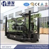 Potente! Piattaforma di produzione idraulica del pozzo d'acqua del cingolo di Hf200y