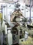 Máquina de soldadura automática de tambor de acero Línea de producción de 55 galones