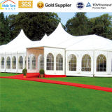 PVC imperméable à l'eau Popup Heavy Duty Gazebo Exhibition Marquee Party Publicité Event Party Cube Marquee Wedding Tent