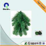 クリスマスツリーのための緑の堅いPVCシート