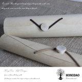 Hongdao modificó para requisitos particulares alrededor del rectángulo de madera Maracon que empaquetaba el _E de la venta al por mayor del rectángulo de madera