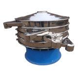 Macchina del setaccio del separatore del Vibro per il materiale della polvere della pallina dell'alimento di pesci