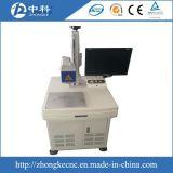 Fiber Metal Logo Machine à gravure laser avec bon prix