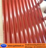 Corrugated плитка крыши PPGI/PPGL стальная