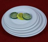 중국 도매 대중음식점 백색 큰 접시