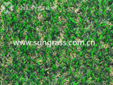 20mmの景色の庭の人工的な草(SUNQ-HY00176)