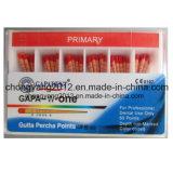 Gapadent Gapa-Oneファイル歯科グッタペルカポイント