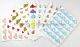 Papier d'impression couleur mignon Photo Corner for Decoration