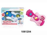 赤ん坊のプラスチック電気教育おもちゃの楽器はセットした(1061207)