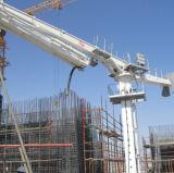 Het Plaatsen van de Kleppen van het Saldo van Italië de Concrete Concrete Machine van de Boom