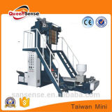 Máquina que sopla de la mini película de Taiwán para la bolsa de plástico del PE
