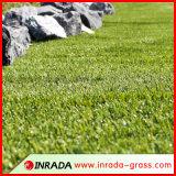 中国のPEの単繊維の庭の景色の人工的な草