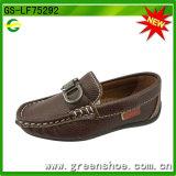 最新の平らな唯一の子供の服靴(GS-75292)