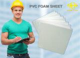 Feuille de matériau PVC rigide 26mm