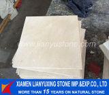 Haut de gamme de carreaux de marbre Crema Marfil pour projet Flooring & mur