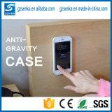 Caixa do telefone da gravidade do preço barato anti para o iPhone 7/7 de caso pegajoso positivo