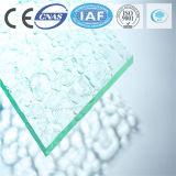 il galleggiante di 3-8mm/ha temperato il vetro modellato di Aqualite per costruzione