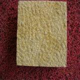 Камень песчаника желтого цвета плакирования внешней стены естественный