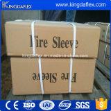 섬유유리 절연제와 케이블 프로텍터 화재 소매 가드