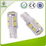 T10 10SMD 5630chip Licht des Auto-LED