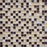 2017 mezcla de cristal y de mármol del mosaico para el hotel