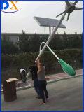 Venda a quente 8m pólo 60W híbrido de iluminação exterior do Vento Solar Luz Rua Solar de LED
