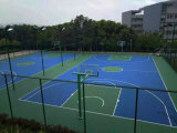Новые материалы напольного PVC резвятся настил для баскетбола, тенниса, отслеживая спортивную площадку спортов