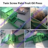 macchina fresca di estrazione dell'olio della frutta della palma della vite del gemello della piccola scala 1-5t/H