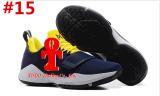 2017 nieuwe Pg 1 het Glanzen van de Wreedheid van de Besnoeiing van het Gezoem van het Ivoor Lage Grootte 40-46 van de Basketbalschoenen van Paul George Pg1 I Men's van de Hoogste Kwaliteit van de Tennisschoen van de Trainer