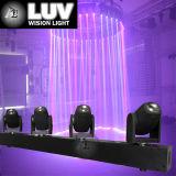 Luv-L404 (4 in 1) 4X12W RGBW 4in1 LED-licht met vier koppen beweegt Koplamp