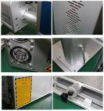 휴대용 Raycus 20W 30W 50W 섬유 Laser 금속 조각 기계